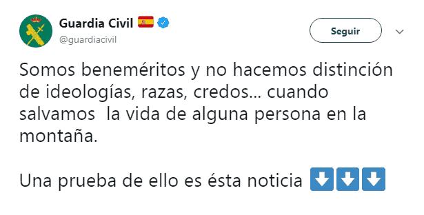 Guardia Civil separatistas