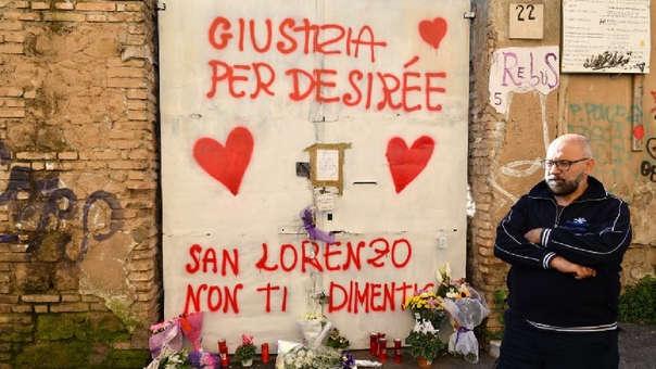 Así torturaron violaron y asesinaron inmigrantes niña italiana de 16 años