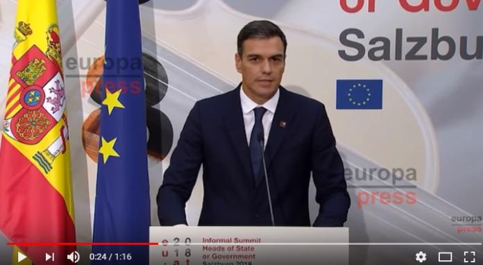Pedro Sánchez es un mentiroso