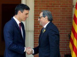 Chulesca carta Quim Torra a Pedro Sánchez