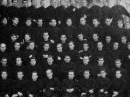 Los seminaristas de Barbastro