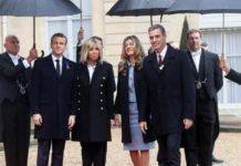 Mujer Pedro Sánchez se cree Reina Letizia
