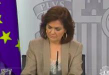 Carmen Calvo exhumación Franco