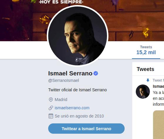 Ismael Serrano Dani Mateo