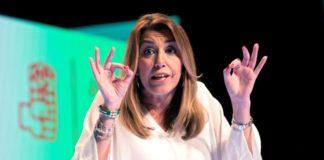 Susana Díaz votos VOX no computados