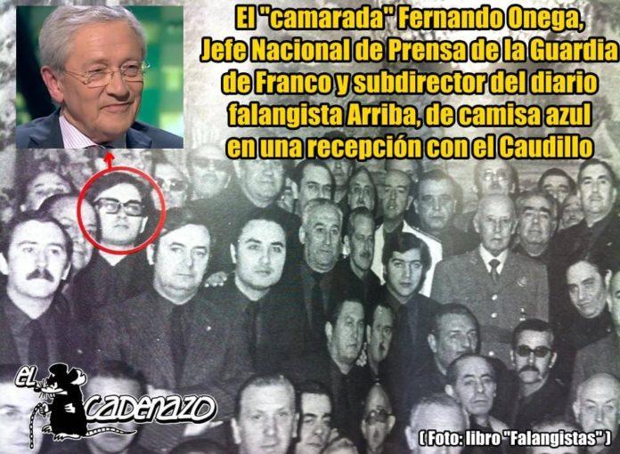 Fernando Ónega antifranquista