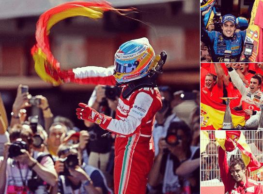 Fernando Alonso españolismo despedida Fórmula 1