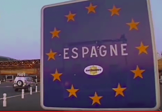 Tuit de una emigrante española