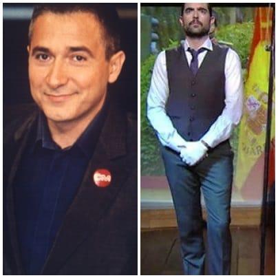Javier Sardá apoyo Dani Mateo