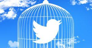 censura progre de Twitter