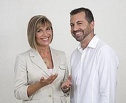Carlos Alsina y Julia Otero