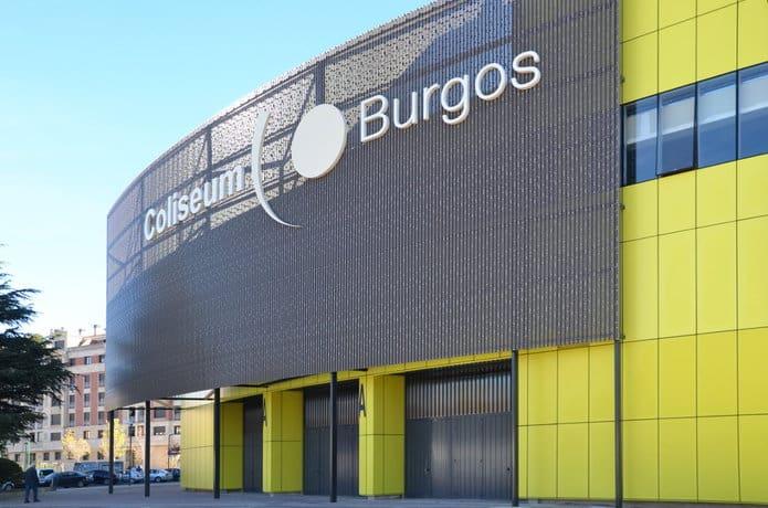 plaza de toros de Burgos