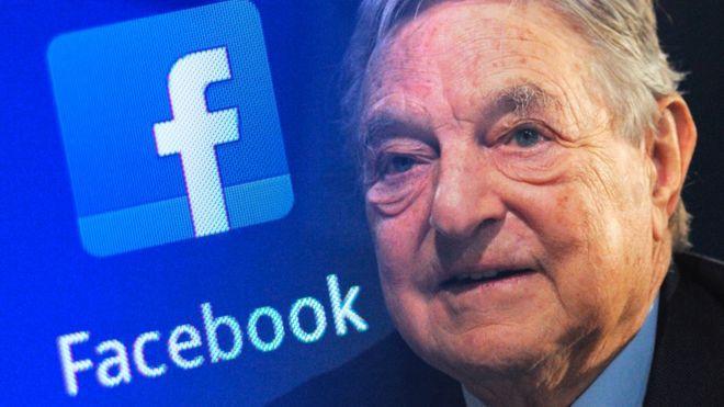 Facebook y George Soros
