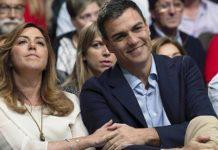 votar a Susana Díaz es votar a Sánchez