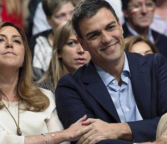Susana Díaz argumento ridículo Pedro Sánchez separatismo