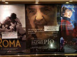 película del P. Pío