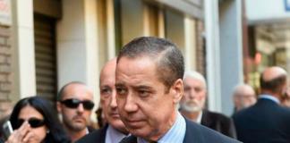 Absurda justificación de la juez para no excarcelar a Zaplana