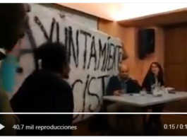 Rita Maestre escrache manteros