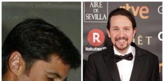 Fran Rivera Pablo Iglesias golfo
