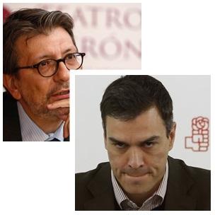 Ignacio Camacho Pedro Sánchez