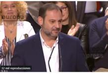 José Luis Ábalos discursos