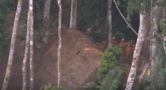 Sentinel, la isla en la que habita una tribu que lleva aislada más de 60.000 años
