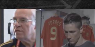 Vídeo Luis Aragonés Eurocopa 2008 Fernando Torres