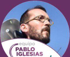 Pablo Echenique Laura Luelmo