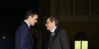 Pedro Sánchez caradura