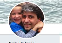 Carlos padre hija secuestra por su madre Ley violencia de género