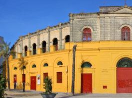 plaza de toros de Jerez de la Frontera