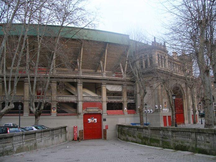 Plaza de toros de Pamplona