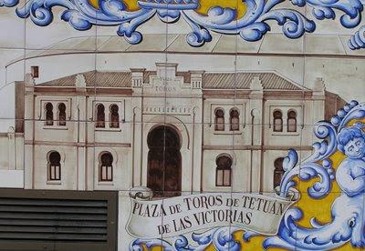 Plaza de toros de Tetuán