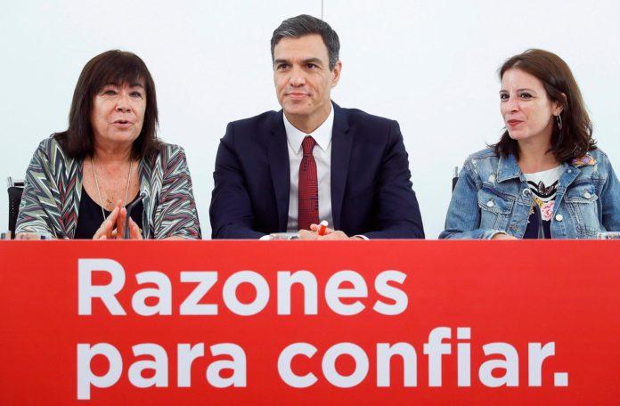 PSOE tuit caraduras