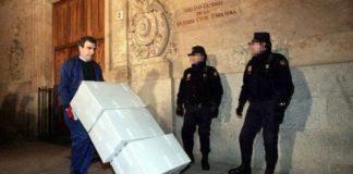 Colabora Salvar Archivo de Salamanca Torra Puigdemont Mas