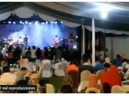 Vídeo tsunami Indonesia