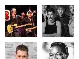 Villancicos Queen Rod Stewart Michael Bublé Coldplay