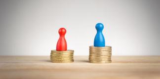 brecha entre los sueldos de los trabajadores de lo público y de lo privado