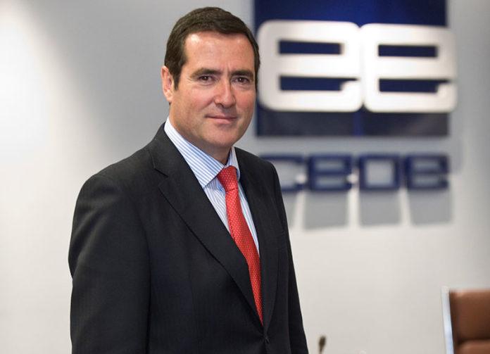 nuevo presidente de CEOE