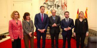 conflicto catalán no existe