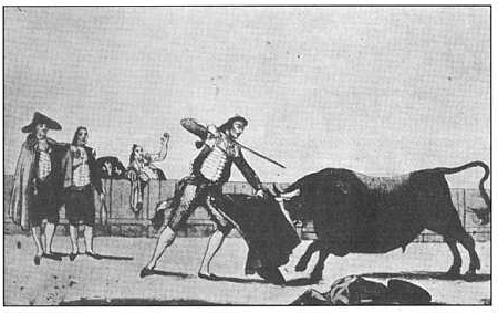primer matador de toros gaditano