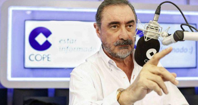 semana horrible de Carlos Herrera en Cope