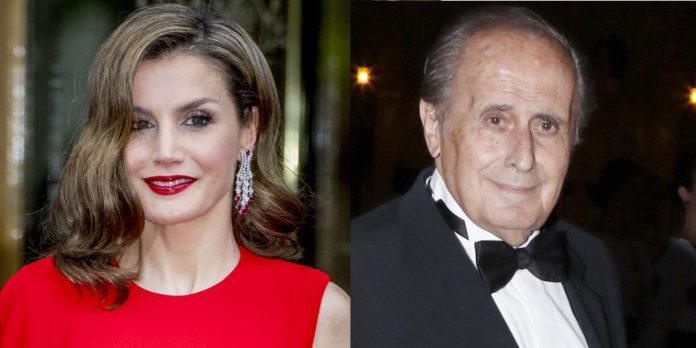 Jaime Peñafiel sigue su guerra contra la Reina Letizia