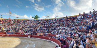 Historia de la plaza de toros de Mérida