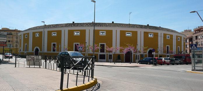 plaza de toros de Hellín