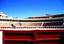 plaza de toros de Linares