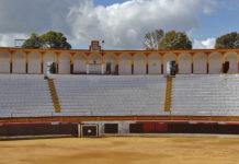 Historia de la plaza de toros de Olivenza