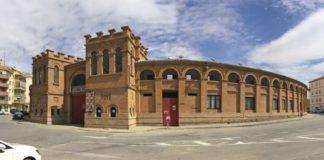 plaza de toros de Teruel