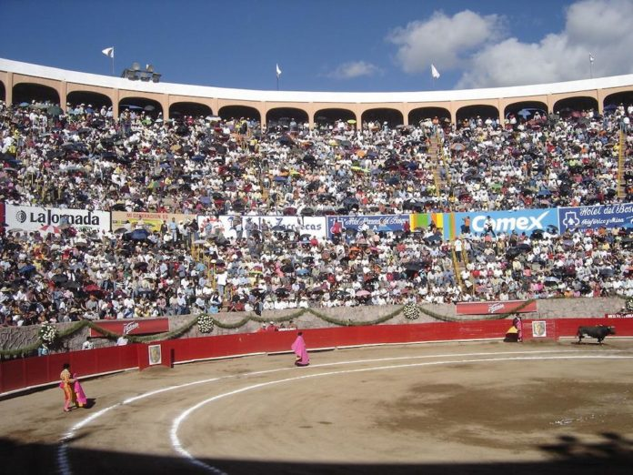 plaza de toros Monumental de Zacatecas