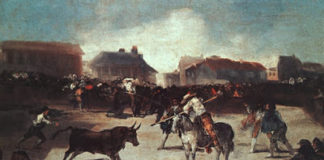 primer festejo taurino celebrado en América